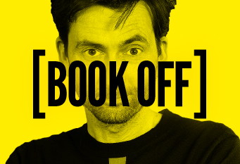 Book Off! Brand Identity