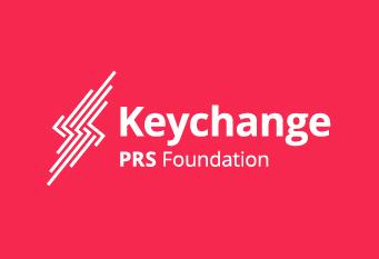 PRS Foundation Keychange logo